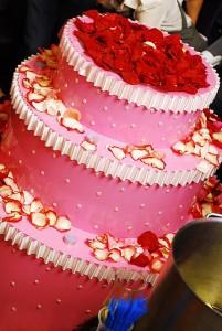 Бутафорский торт